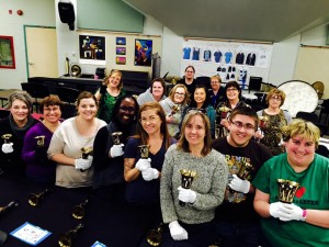 SOME AMAZING TEACHERS WHO CAME TO 'SO YOU THINK YOU CAN RING HANDBELLS' PRESENTED BY EMMY OKAZAWA-BORTOLIN